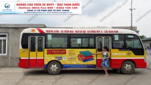 Liên hệ Quảng cáo trên xe buýt toàn quốc giá rẻ 0934 544 898