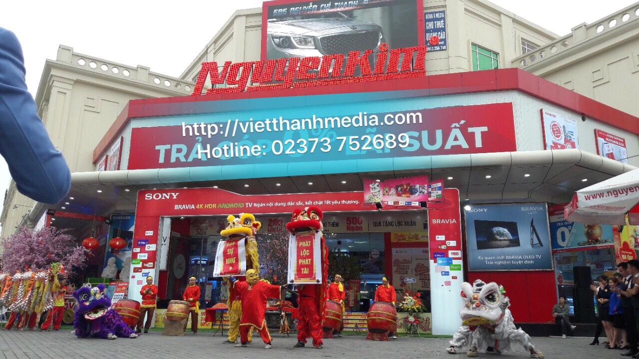 Khai Xuân Siêu thị điện máy Nguyễn Kim Thanh Hóa Hotline: 0934 544 898