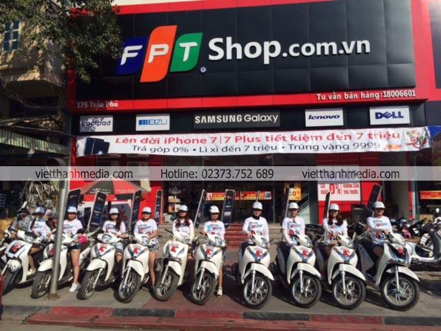 Tổ chức Chạy Roadshow ấn tượng tại Thanh Hóa 0934 544 898