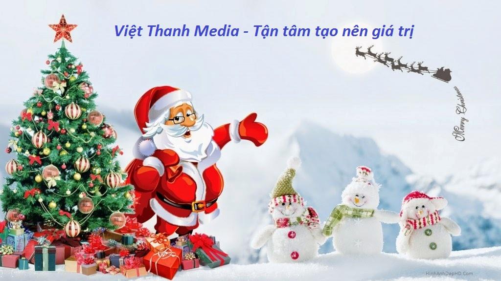 Việt Thanh Media - Kính chúc Quý khách một mùa giáng sinh an lành ấm áp